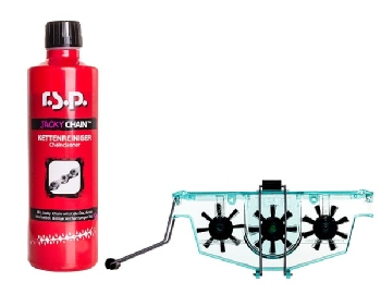 RSP Jacky Chain Set + pulitore 500 ml