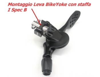 Bike Yoke adattatore 1-Spec-B