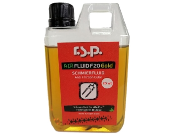 RSP Olio Air Fluid F20 Gold 250 ml
